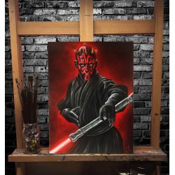 Olejomalba, Darth Maul, Star Wars