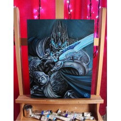 Olejomalba, Lich King, World of Warcraft