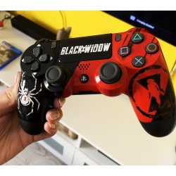Black WIdow, Xbox/PS4 ovladač